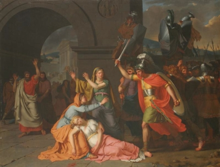horace killing his sister